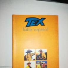 Comics: TEX HABLA ESPAÑOL (SEMANA NEGRA). Lote 212841357