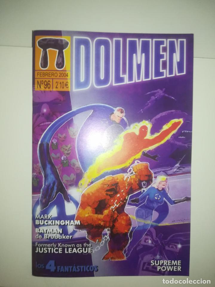 DOLMEN #96 (Tebeos y Comics - Comics otras Editoriales Actuales)