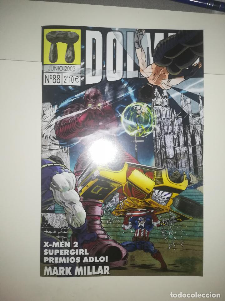 DOLMEN #88 (Tebeos y Comics - Comics otras Editoriales Actuales)