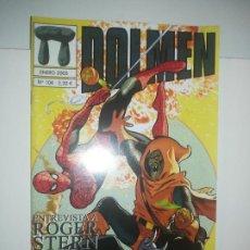 Cómics: DOLMEN #108. Lote 212842126