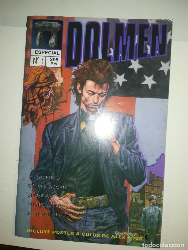 DOLMEN ESPECIAL #1 (Tebeos y Comics - Comics otras Editoriales Actuales)
