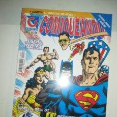 Cómics: COMIQUEANDO #33. Lote 213014077