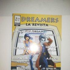 Cómics: DREAMERS LA REVISTA. Lote 213014171