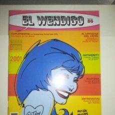 Cómics: EL WENDIGO #86. Lote 213014188