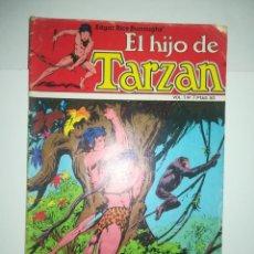 Fumetti: EL HIJO DE TARZAN VOL 1 #7. Lote 213014203