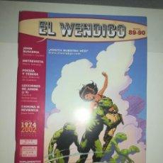 Cómics: EL WENDIGO #89-90. Lote 213014207