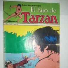 Fumetti: EL HIJO DE TARZAN VOL 1 #6. Lote 213014257