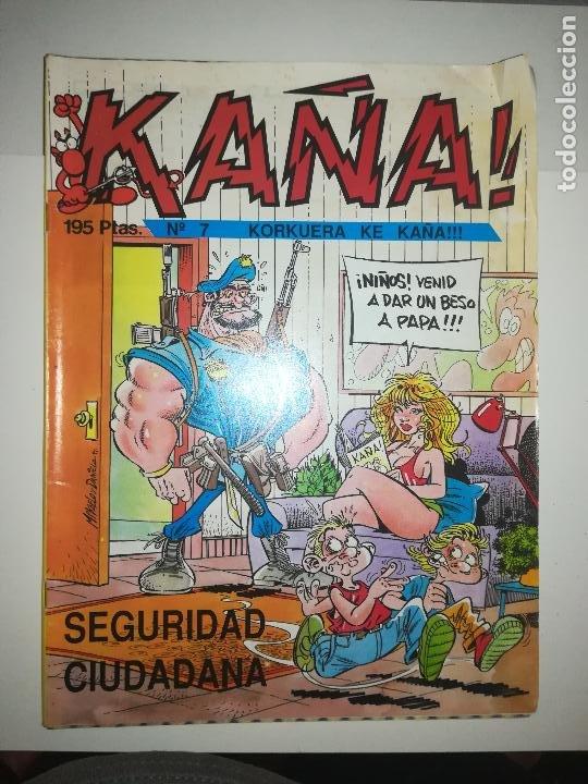 KAÑA #7 (Tebeos y Comics - Comics otras Editoriales Actuales)