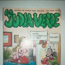 Comics: LA JUDIA VERDE #35. Lote 213095403