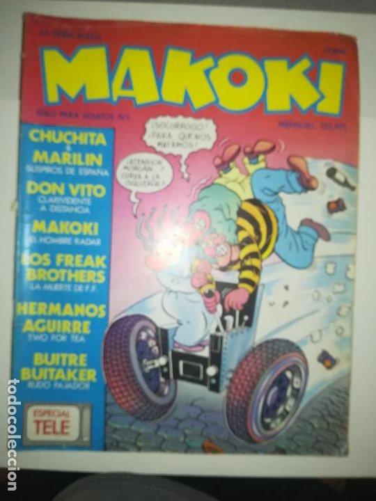 MAKOKI #5 (Tebeos y Comics - Comics otras Editoriales Actuales)