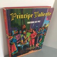 Cómics: PRINCIPE VALIENTE. TRATADO DE PAZ. HAL FOSTER. HEROES DEL COMIC. TOMO II. BURU LAN EDICIONES. 1972. Lote 213268382