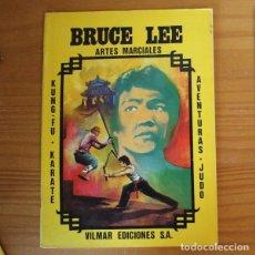 Fumetti: BRUCE LEE 39 ARTES MARCIALES KUNG-FU KARATE JUDO. COMIC EDITORIAL VILMAR. Lote 213297506