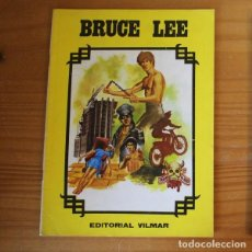 Fumetti: BRUCE LEE 30 ARTES MARCIALES KUNG-FU KARATE JUDO. COMIC EDITORIAL VILMAR. Lote 213297618