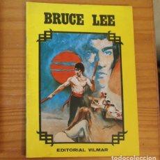 Fumetti: BRUCE LEE 28 ARTES MARCIALES KUNG-FU KARATE JUDO. COMIC EDITORIAL VILMAR. Lote 213297642