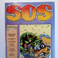 Cómics: SOS Nº2 - REVISTA DE TERROS PARA ADULTOS. Lote 295310743