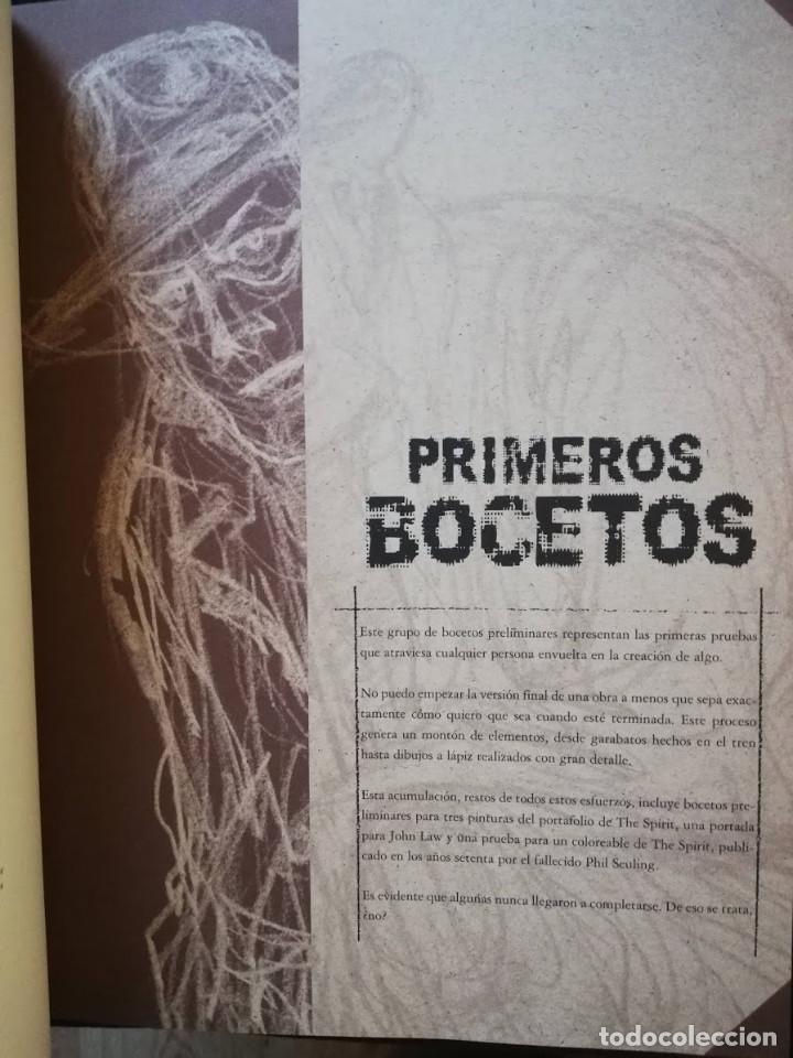 Cómics: WILL EISNER - BOCETOS - NORMA EDITORIAL - Foto 4 - 213357951
