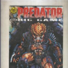 Cómics: PREDATOR BIG GAME NUMERO 1. Lote 213432555