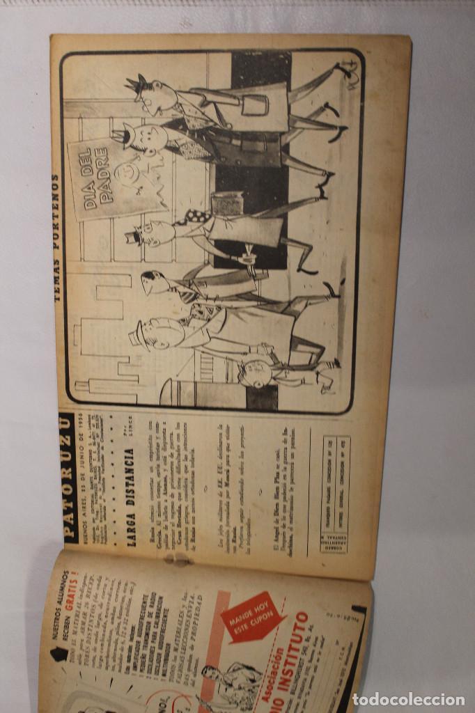 Cómics: REVISTA PATORUZU NUM. 974 AÑO 1956 - IMPECABLE ESTADO - ANTIGUO COMIC ARGENTINO - Foto 3 - 213437987