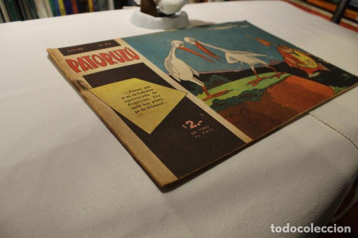 Cómics: REVISTA PATORUZU NUM. 974 AÑO 1956 - IMPECABLE ESTADO - ANTIGUO COMIC ARGENTINO - Foto 4 - 213437987