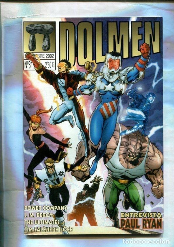 DOLMEN NUMERO 081: PAUL RYAN-BEROE (Tebeos y Comics Pendientes de Clasificar)