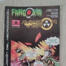 Cómics: COMIC FANGORIA/AVIADOR DRO, LA MALDICION DEL NECROCOMICON. Lote 213523911