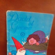 Cómics: COMIC Nº 4 DAVID EL GNOMO -MIDE 13,30 CTMS.. Lote 56943504
