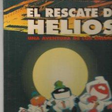 Cómics: EL RESCATE DE HELIOS. UNA AVENTURA DE LOS ENERGOS. EXPO´92. PABELLÓN DE LA ENERGÍA. IKUSAGER(B/A49). Lote 213638908