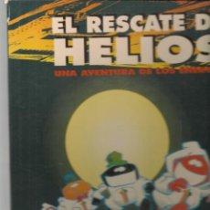 Cómics: EL RESCATE DE HELIOS. UNA AVENTURA DE LOS ENERGOS. EXPO´92. PABELLÓN DE LA ENERGÍA. IKUSAGER(B/A48). Lote 213639200