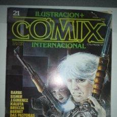 Fumetti: COMIX INTERNACIONAL #21. Lote 213734053