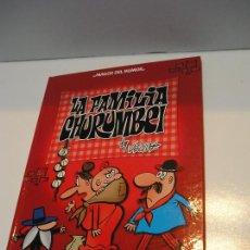 Comics: MAGOS DEL HUMOR Nº 145. LA FAMILIA CHURUMBEL. EDICIONES B 1ª EDICION 2011. NUEVO. Lote 213742922