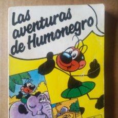 Cómics: LAS AVENTURAS DE HUMONEGRO, POR PEROGATT (MUNDO NEGRO, 1984). REVISTA 'AGUILUCHO'.. Lote 213879528