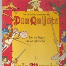 Cómics: DON QUIJOTE DE LA MANCHA. Nº 1. SALVAT. 1992 (P/B30). Lote 213951287