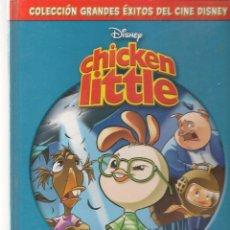 Cómics: GRANDES ÉXITOS DEL CINE DISNEY. CHICKEN LITTLE. (P/B30). Lote 213951608
