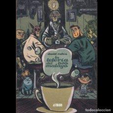 Cómics: LA TETERIA DEL OSO MALAYO. DAVID RUBIN. ASTIBERRI. Lote 214009601