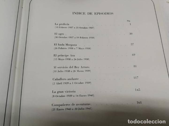 Cómics: EL PRINCIPE VALIENTE. EN TIEMPOS DEL REY ARTURO. HAROLD FOSTER. TOMO 1. BURULAN - Foto 3 - 265800699