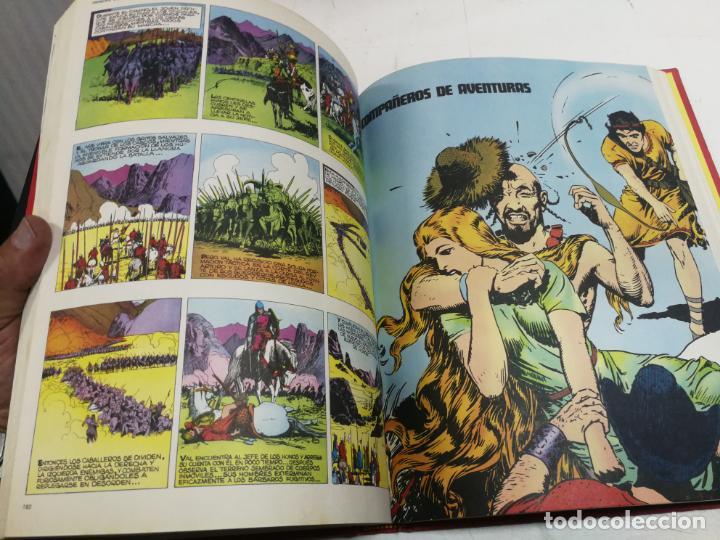Cómics: EL PRINCIPE VALIENTE. EN TIEMPOS DEL REY ARTURO. HAROLD FOSTER. TOMO 1. BURULAN - Foto 4 - 265800699