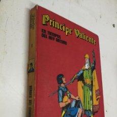 Cómics: EL PRINCIPE VALIENTE. EN TIEMPOS DEL REY ARTURO. HAROLD FOSTER. TOMO 1. BURULAN. Lote 214018471
