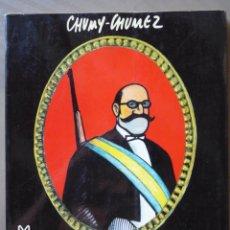 Cómics: TODOS SOMOS DE DERECHAS, DE CHUMY-CHUIMEZ - EDICIONES 99, 1973, 240 PÁGINAS B/N. Lote 214202336