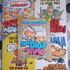 Cómics: 5 COMICS IVÁ (EL JUEVES). Lote 214202510