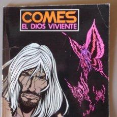 Cómics: EL DIOS VIVIENTE, DE DIDIER HERNAN COMES - PREMIO WELLOW KID 1980, LUCCA (ITALIA) - EXTRA VILAN. Lote 214210558