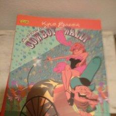 Cómics: EL SHOW DE COWBOY WALLY DE KYLLE BAKER. Lote 214226692