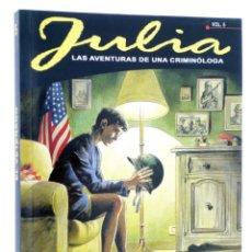 Cómics: JULIA, LAS AVENTURAS DE UNA CRIMINÓLOGA 5. EL VETERANO (BERARDI) ALETA, 2012. OFRT ANTES 13,95E. Lote 274275518