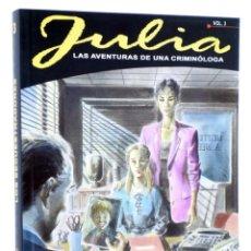 Cómics: JULIA, LAS AVENTURAS DE UNA CRIMINÓLOGA 3. LOS SECUESTRADORES (BERARDI) ALETA, 2011. OFRT ANTES 13E. Lote 269131538