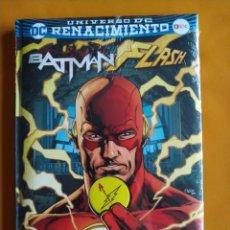 Cómics: BATMAN FLASH LA CHAPA - CHAPA EXTRAÍBLE ECC PORTADA FLASH. Lote 214371617