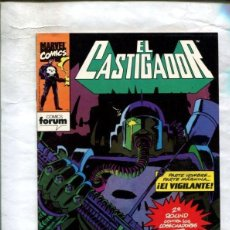 Cómics: EL CASTIGADOR (PUNISHER) NUMERO 38: EL VIGILANTE. Lote 214427175