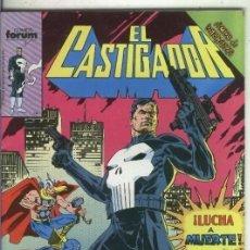Cómics: EL CASTIGADOR NUMERO 36: A TODA VELOCIDAD. Lote 214427207