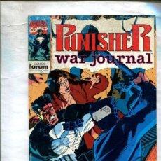 Cómics: PUNISHER WAR JOURNAL (EL CASTIGADOR) NUMERO 10: CARNE. Lote 214427231