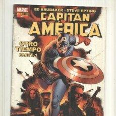 Cómics: CAPIAN AMERICA NUMERO 01: OTRO TIEMPO PARTE 1. Lote 214427248