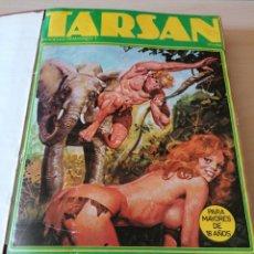 Cómics: TOMO TARSAN - DEL FASCÍCULO 1 AL 25.. Lote 214434695