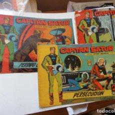 Cómics: CAPITAN SATUR Nº 1-5-4 ORIGINAL. Lote 214606137